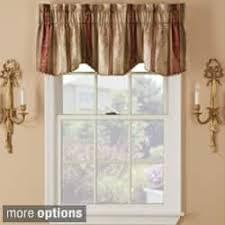 Curtains Valances Bedroom Valances Shop The Best Deals For Dec 2017 Overstock Com