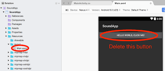 xamarin layout file play audio in an android app with xamarin codemahal