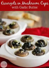 escargot cuisine escargots in caps with garlic butter simply stacie