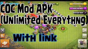 apk game coc mod th 11 offline coc sr mod apk youtube