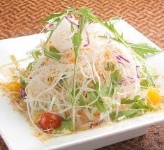 cuisiner radis blanc salade de radis blanc recette centre
