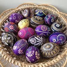 artisan easter eggs artisan peace