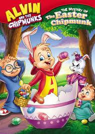 mystery easter chipmunk dvd alvin chipmunks