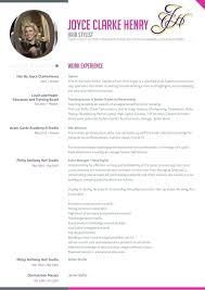 hair stylist resume template hairdresser resume beautiful hair stylist resume template word with