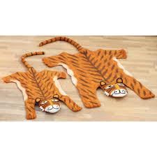 Cheetah Rugs Cheap New Full Size Raj The Tiger Rug Felt Animal Rugs Sew Heart