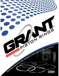 calaméo grant piston ring 2009