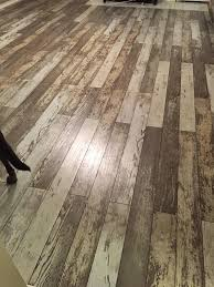 bull barn oak is a laminate with a unique weathered wood look