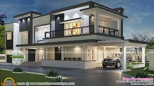 Modern House Roof Design Modern Flat Roof House In Tamilnadu Architecture Pinterest