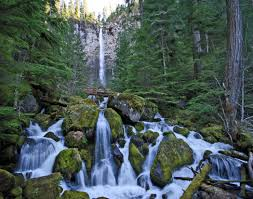 Oregon Waterfalls Map by Watson Falls Southern Oregon Waterfalls Pinterest
