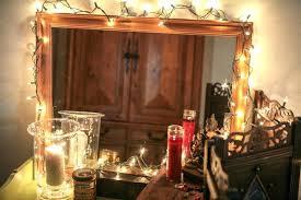 Bedroom Mirror Lights Bedroom Mirrors With Lights Vanity Mirror With Lights For Bedroom