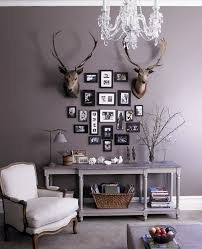 im loving grey paint on the walls also love the mix of rustic