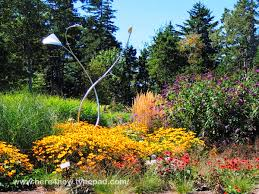 living our dream coastal maine botanical gardens