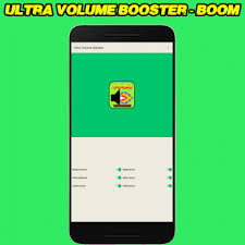 volume booster android ultra volume booster boom 1 3 apk for android aptoide