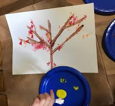 an easy fall craft for kids rogers party of 5