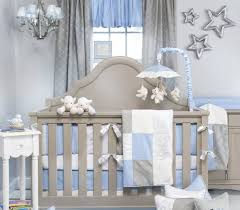 chambre gris bleu décoration chambre d enfant grise