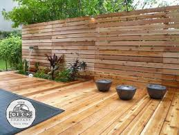 Privacy Walls For Patios by Privacy Screens229 Decking Screens And Pool Equipment