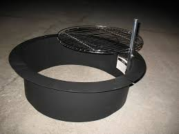 Fire Pit Liner by Www Camp Cook Com View Topic Firepit Questions