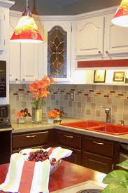 37 best painted backsplashes images on pinterest kitchen love the faux painted backsplash
