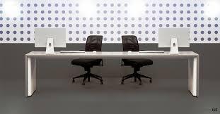 Extra Long Computer Desk Tre Long White Bench Desk Dream Home Pinterest Desks White
