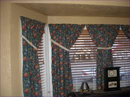 living room farmhouse valance curtains and valances red plaid