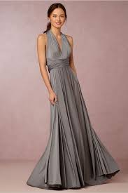 charcoal grey bridesmaid dresses 20 gorgeous grey bridesmaid dresses weddingsonline