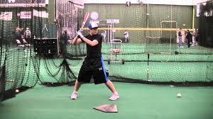 brad schonder batting cage baseball recruiting video youtube
