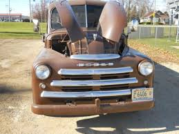 1949 dodge truck for sale sell used 1949 dodge truck pilot house in freeport illinois