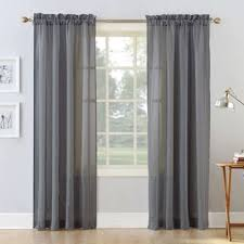 Grey Sheer Curtains Buy Grey Sheer Curtains From Bed Bath Beyond
