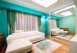 contemporary living room in eye catching gallery with ceiling