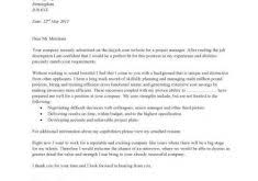 skillful sample of cover letters 9 letter examples template