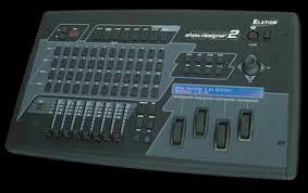 dmx light board controller elation show designer 2cf dmx light board controller w sd card
