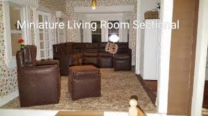Living Room Sectional Sets by Living Room Furniture Sectional Set Build P1 Youtube