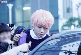 22 k pop idols boys who are pretty in pink hair u2022 kpopmap global
