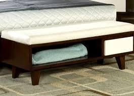 bench glamorous modern storage bench canada memorable