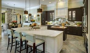 Double Island Kitchen by Custom Cabinet Portfolio Graber Cabinets