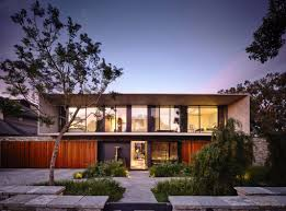 Concrete Home Designs by Concrete House By Matt Gibson Architecture Caandesign