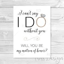 will you be my bridesmaid invite i can t say i do without you will you be my bridesmaid printable