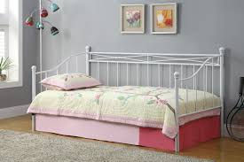 Twin Size Bed For Toddler Bedroom Cozy Girls Daybed For Inspiring Teenage Bedroom Furniture