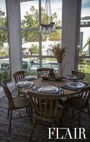 mismatched dining chairs marina home interiors dining table