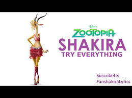 theme song zootopia try everything greene school theme song lessons tes teach