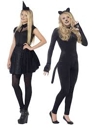Witch Halloween Costumes Girls Black Cat Halloween Costumes U2013 Festival Collections