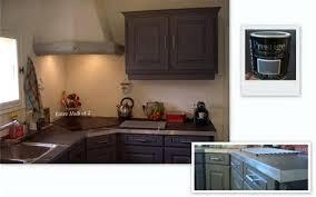 relooker sa cuisine avant apres cuisine rustique relookee renover sa cuisine avant apres 4 relooking