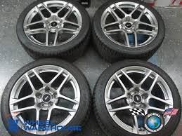 2013 mustang wheels and tires 2013 15 ford mustang gt500 19 20 wheels tires rims oem 3913 3914