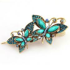 beautiful hair pins best sale butterfly bowknot hairpins hair stick for hair