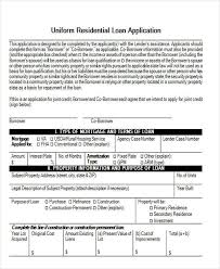 44 sample application forms in doc