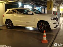 jeep grand cherokee brown jeep grand cherokee srt 8 limited edition 1 december 2012