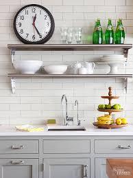 what is the best backsplash for a white kitchen white backsplash better homes gardens