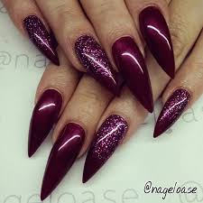 best 20 simple stiletto nails ideas on pinterest pointy nails