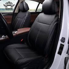 housse de si es auto nouveau luxe pu en cuir auto universel housses de siège de voiture