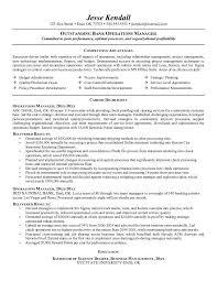 operations manager resume operations manager resume exles 2015 the operations manager will